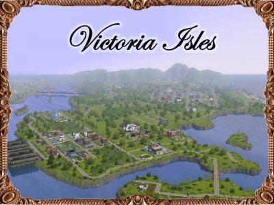 Presenting a new world, Victoria Isles