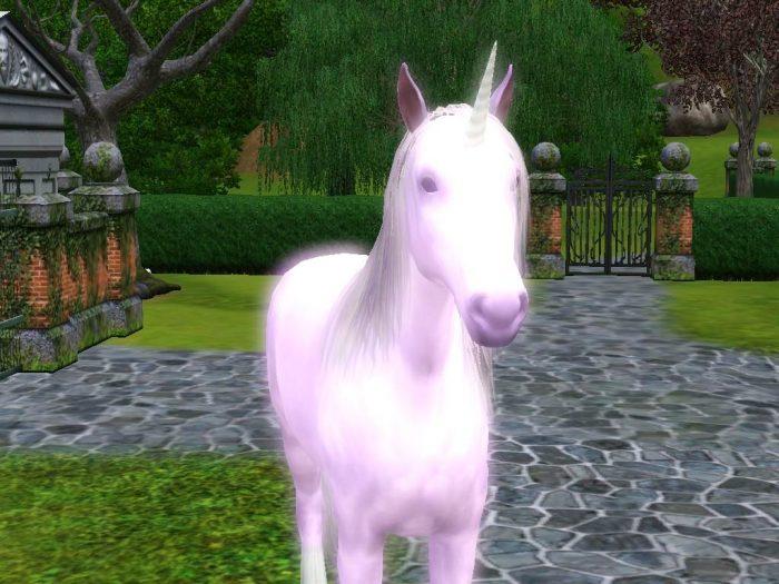 Angel May - Unicorn