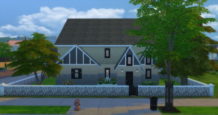 Tudor Manor