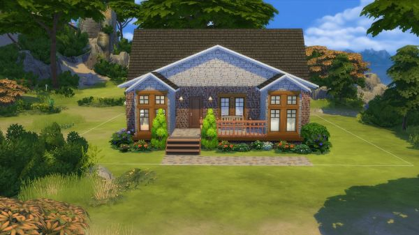 Family Bungalow - No CC