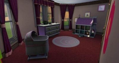 Newborn Nursery - Room