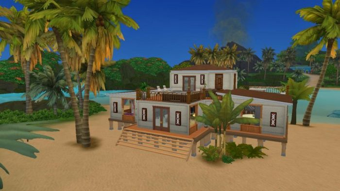 Family Beach House