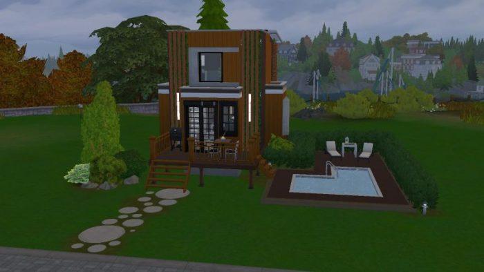 Tiny Modern Loft